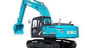 Excavator ክፍሎች
